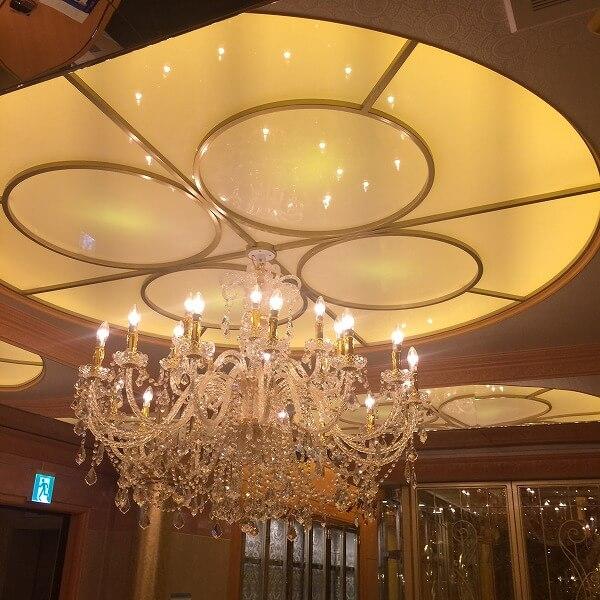 東京都の銀座にあるクラブの新築内装工事を実施!!