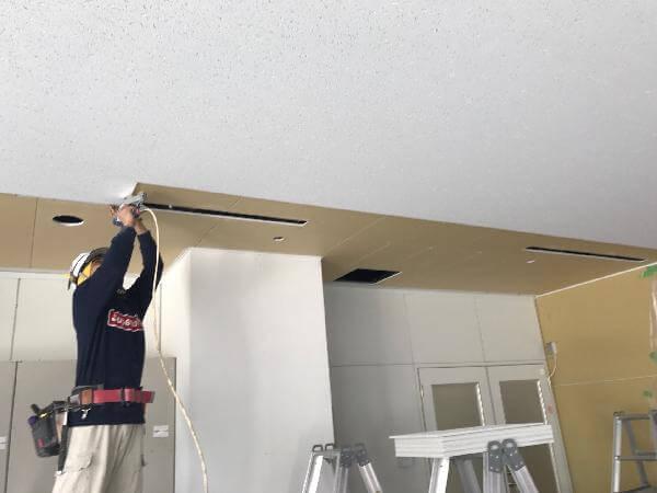 新規天井工事事例