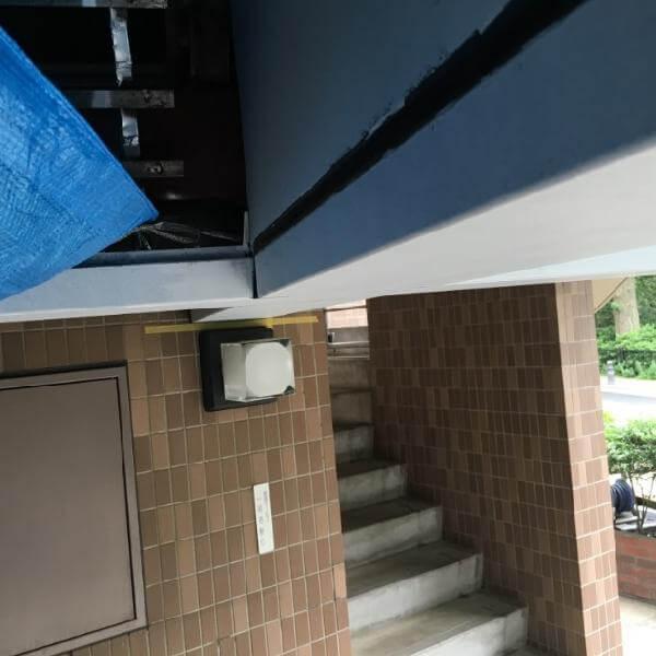 東京都足立区の事務所パーテーション工事事例
